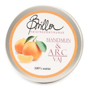 Brilla Mandarin Arcvaj Argán Olajjal