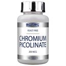 Scitec Nutrition Chromium Picolinate Króm Étrend-Kiegészítő Tabletta
