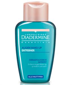 Diadermine Essentials Szemfestéklemosó