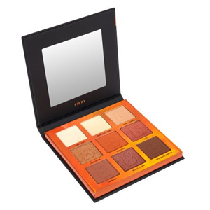 Beautybay The Collection Eyn Fiery 9 Colour Palette