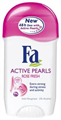 Fa Active Pearls Rose Fresh Deo Stift
