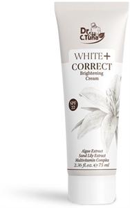 Dr. C. Tuna White+ Correct Fehérítő Arckrém SPF22