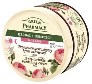 Green Pharmacy Arckrém Rózsa Kivonattal