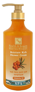 Health & Beauty Homoktövises Tusfürdő