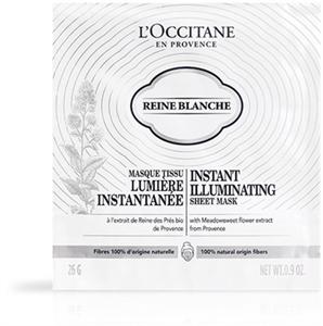 L'Occitane Instant Ragyogás Fátyolmaszk
