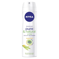 Nivea Pure & Natural Action Jasmine Deo Spray