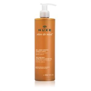 Nuxe Reve De Miel Ultra-Gazdag Arctisztító Zselé