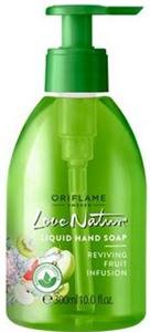 Oriflame Love Nature Folyékony Szappan Élénkítő Gyümölcskivonatokkal