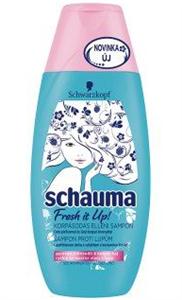 Schauma Fresh It Up! Korpásodás Elleni Sampon Cink-Piritionnal És Goji-Bogyó Kivonattal