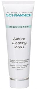 Schrammek Aktív tisztító maszk