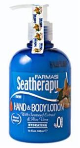 Farmasi Seatherapy Kéz és Testápoló Krém