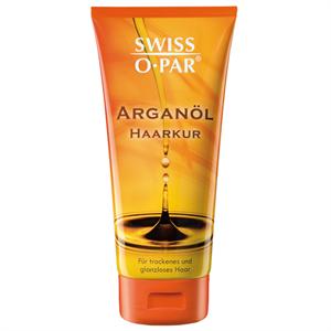 Swiss-O-Par Spa Hajpakolás Argánolajjal