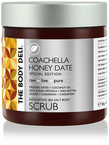 The Body Deli Coachella Honey Date Exfoliating Scrub