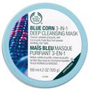The Body Shop Blue Corn 3in1 Deep Cleansing Scrub Mask