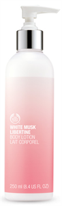 The Body Shop White Musk Libertine Testápoló