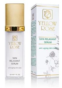 Yellow Rose Skin Relaxant Anti-Ageing Szérum