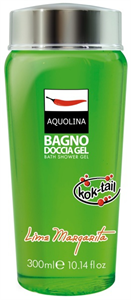 Aquolina Kok-Tail Hab- és Tusfürdő - Lime Margarita