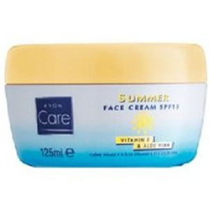 Avon Care Summer Face Cream SPF15