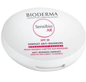 Bioderma Sensibio AR SPF 30 Anti-Redness Compact