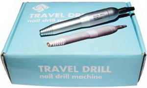 Crystal Nails Travel Drill Műköröm Csiszológép