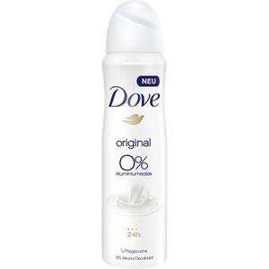 Dove Original 0% Deo Spray
