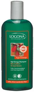 Logona Age Energy Sampon Koffeinnel És Goji Bogyóval