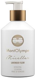 MontOlympe Micellás Víz Levendula Virággal