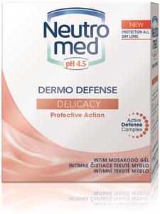 Neutromed Ph 4.5 Dermo Defense Intim Mosakodó Érzékeny Bőrre
