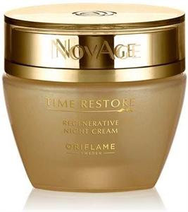 Oriflame NovAge Time Restore Regeneráló Éjszakai Krém