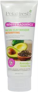 Petal Fresh Botanicals White Radiance Facial Clay Masque Avocado & Green Tea