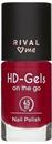 RIVAL loves me HD-Gels On The Go körömlakk
