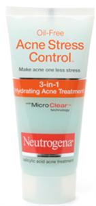 Neutrogena Acne Stress Control 3 In 1 Hydrating Acne Treatment