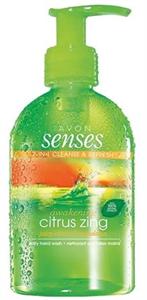 Avon Citrus Zing Folyékony Szappan
