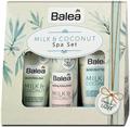 Balea Bodypeeling Milk & Coconut