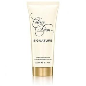 Celine Dion Signature Testápoló