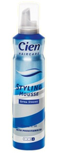 Cien Styling Mousse Extra Strong