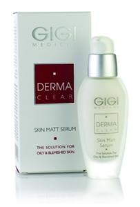 Gigi Derma Clear Skin Mattító Szérum