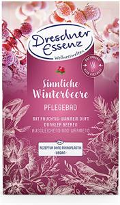 Dresdner Essenz Sinnliche Winterbeere Pflegebad