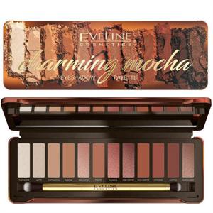 Eveline Cosmetics Charming Mocha Szemhéjpúder Paletta