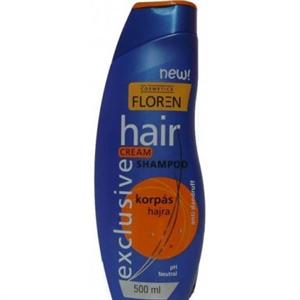Floren Hair Cream Exclusive Sampon Korpás Hajra