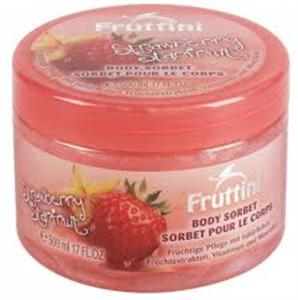 Fruttini Strawberry Starfruit Body Sorbet