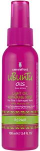 Lee Stafford Ubuntu Oils Light Oil Repairing Mist