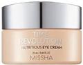 Missha Time Revolution Nutritious Eye Cream Szemkörnyékápoló