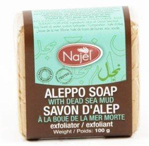 Najel Aleppoi Szappan - Holt-Tengeri Iszappal