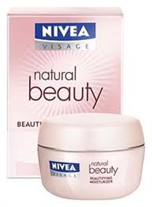 Nivea Visage Natural Beauty Nappali Arckrém