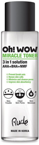 Rude Cosmetics Oh Wow! Miracle Toner