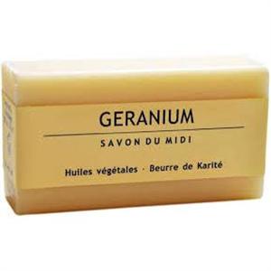 Savon Du Midi Geránium Szappan