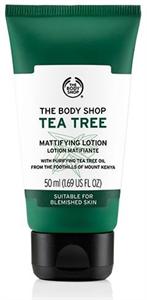 The Body Shop Teafaolajos Mattító Nappali Arckrém