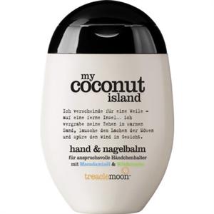 Treacle Moon My Coconut Island Kéz- és körömápoló Balzsam