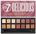 W7 Delicious Natural & Berry Eyeshadow Palette